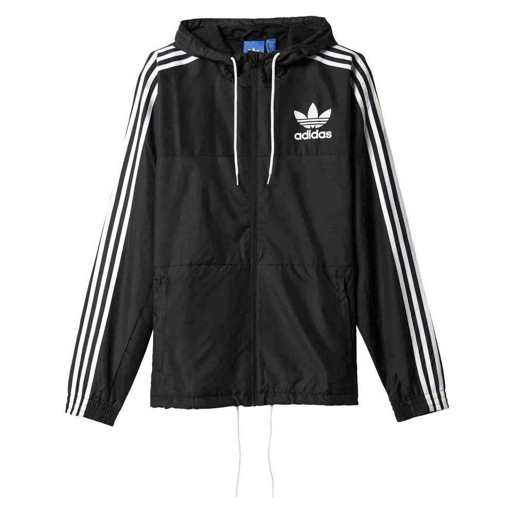 adidas originals clfn windbreaker kup i oferty dressinn kurtki. Black Bedroom Furniture Sets. Home Design Ideas