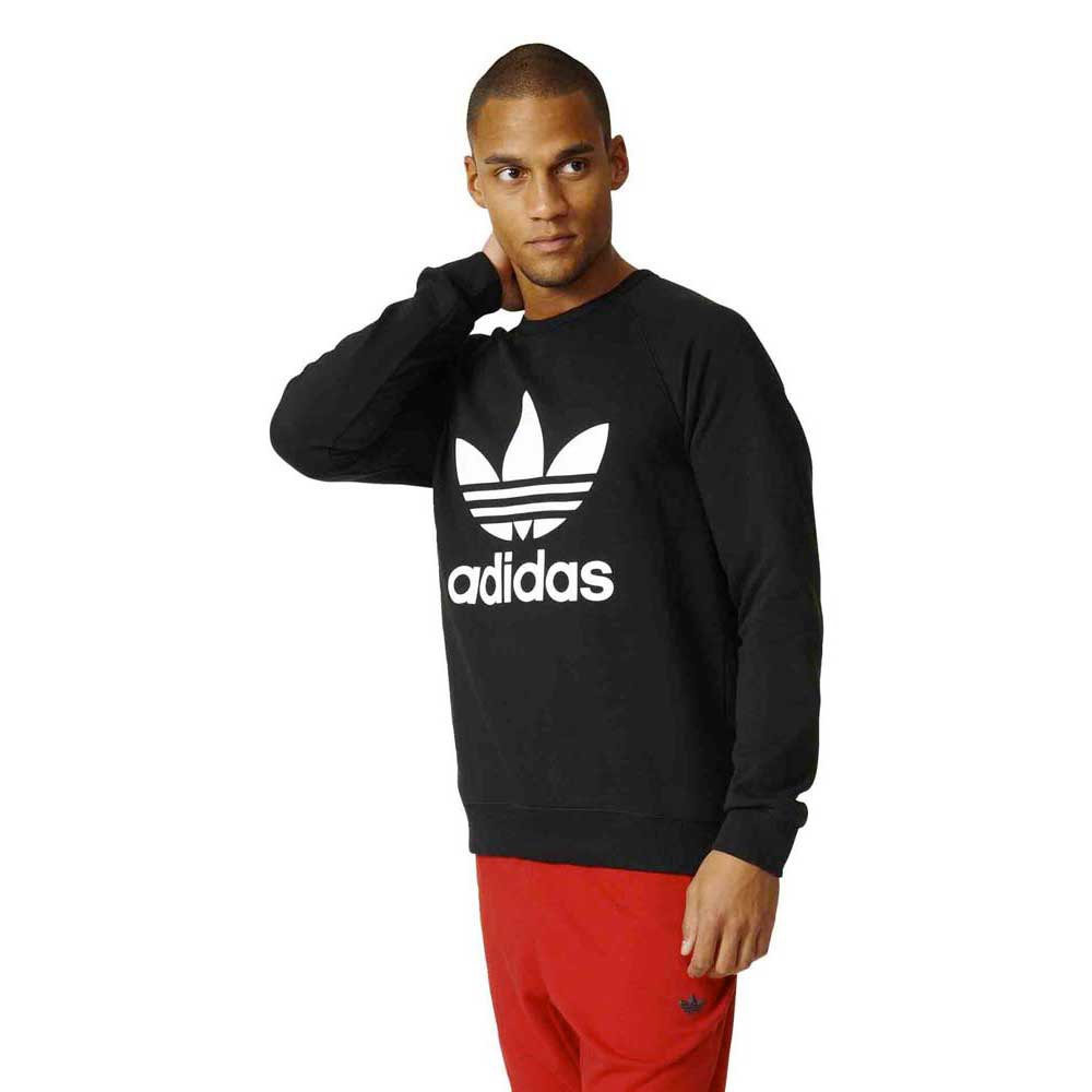 adidas originals Trefoil Fleece Crew