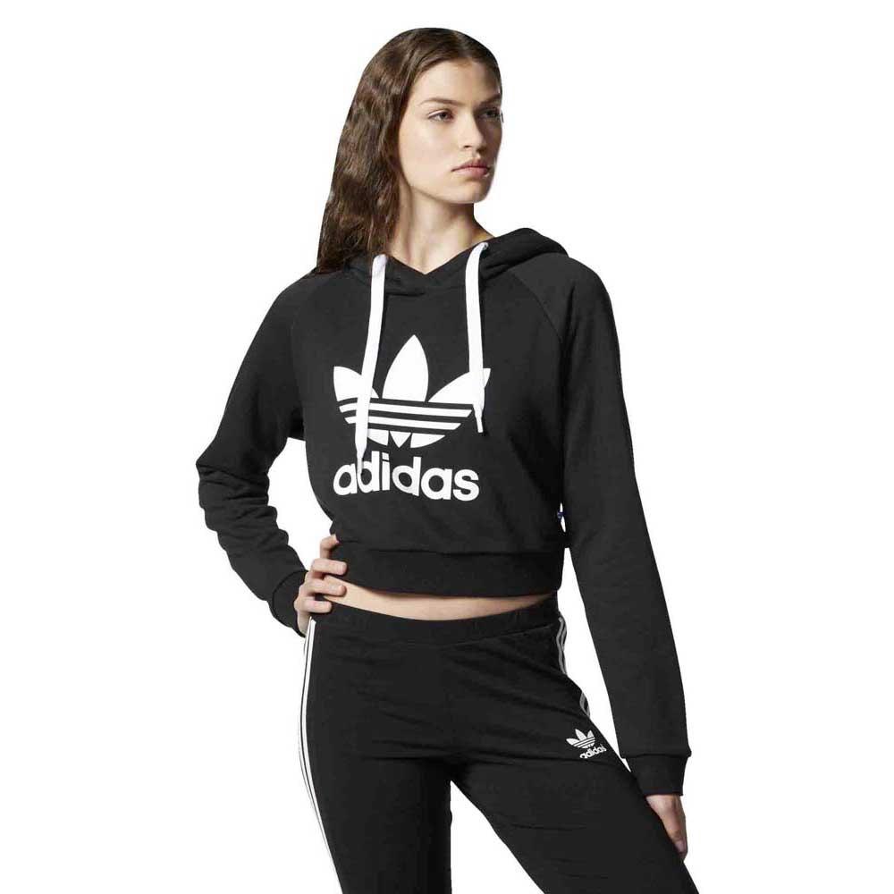 hoodie women's adidas original croped