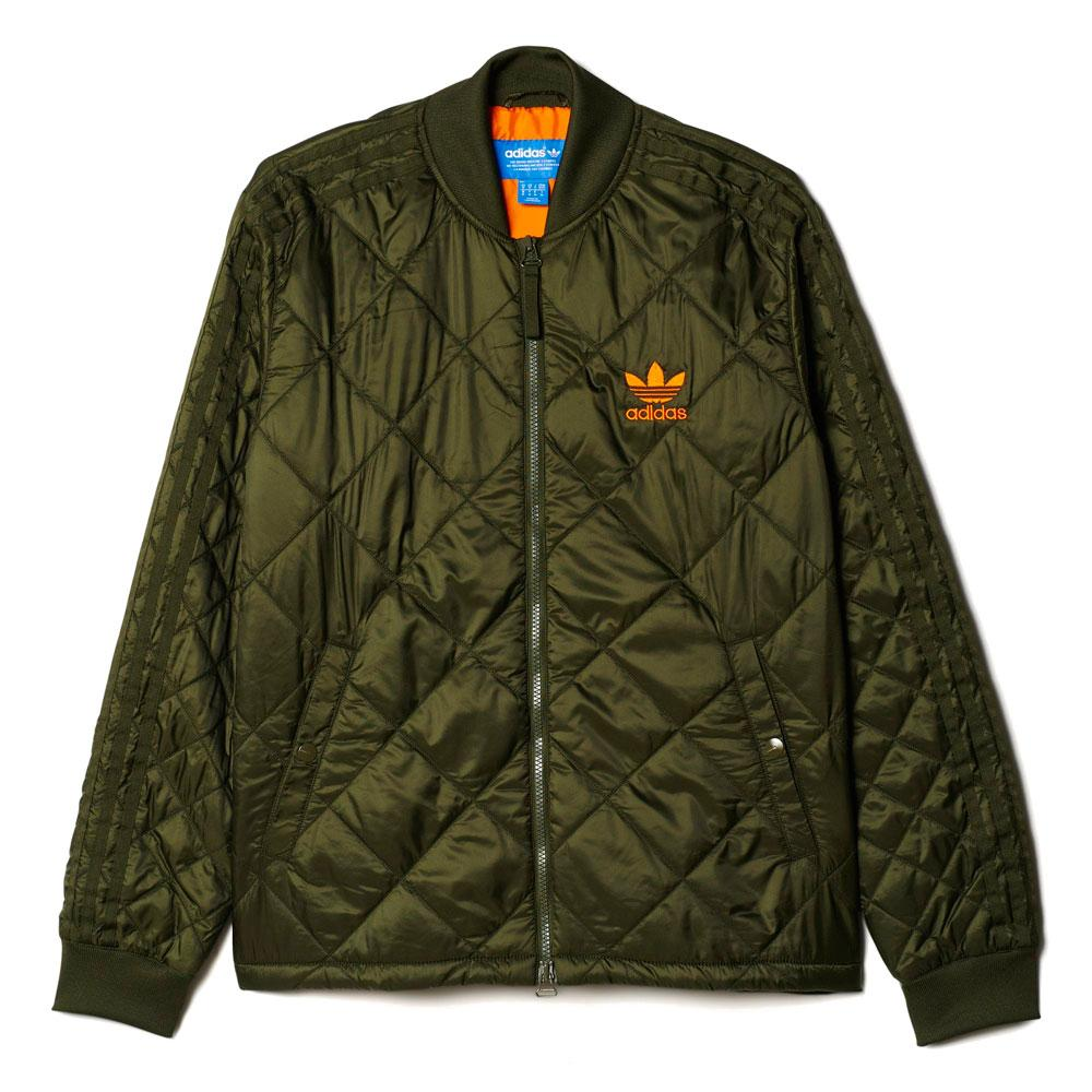 adidas originals Quilted Sst