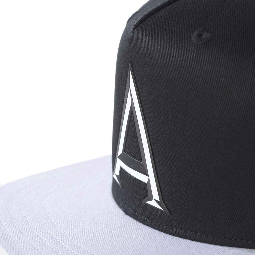 5b99b146977 ... adidas originals Snapback Flatbrim Cap Black White