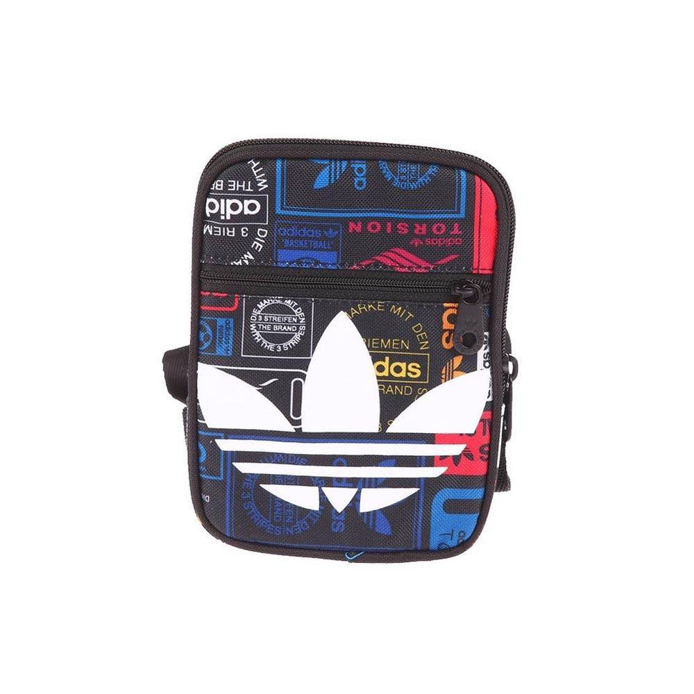 95809ebcf9ae adidas originals Festival Bag Trefoil Graphic