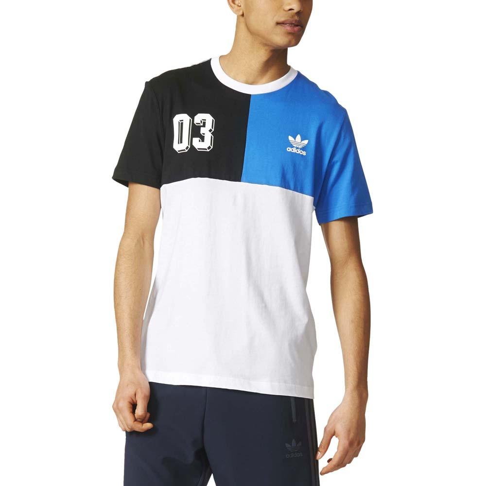 adidas originals Bold Panel Graphic Tee , Dressinn T skjorter