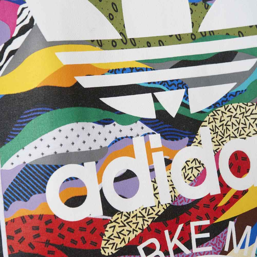 Adidas Originals Color Pattern Tongue Label Tee Dressinn