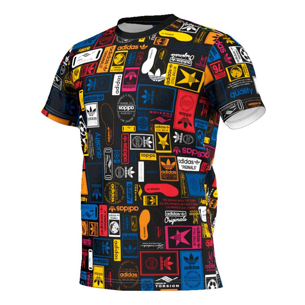 adidas originals Street Grp Multicolor Tee