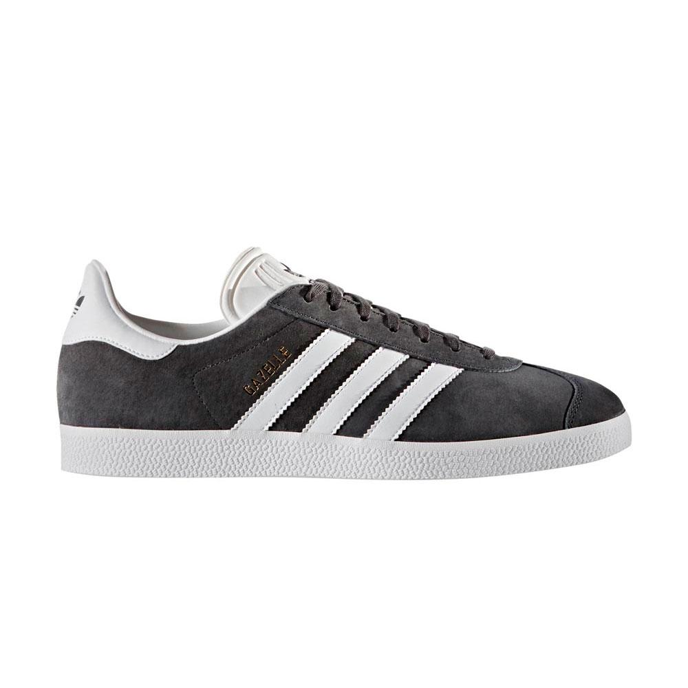 Adidas-originals Gazelle EU 37 1/3 Dgh Solid Grey / White / Gold Met