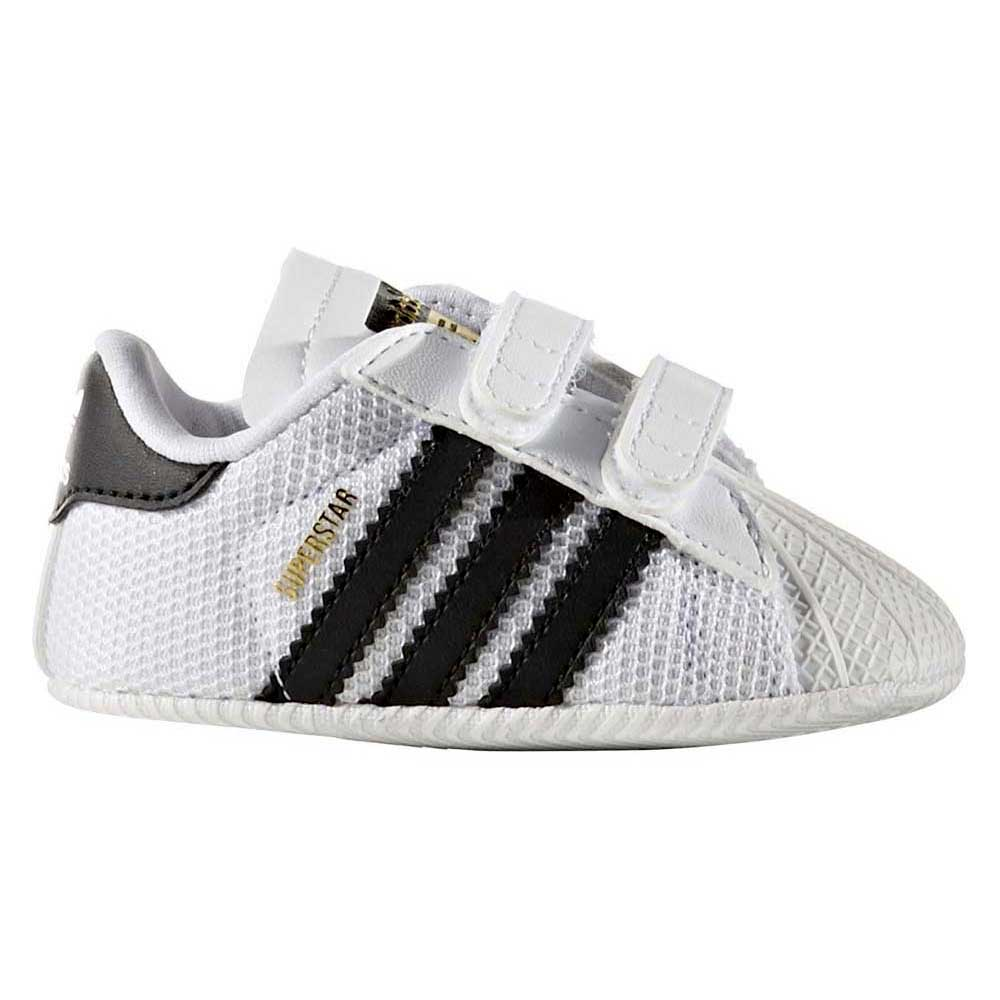 brand new 8dc19 8346c adidas originals Superstar Crib White buy and offers on Dressinn