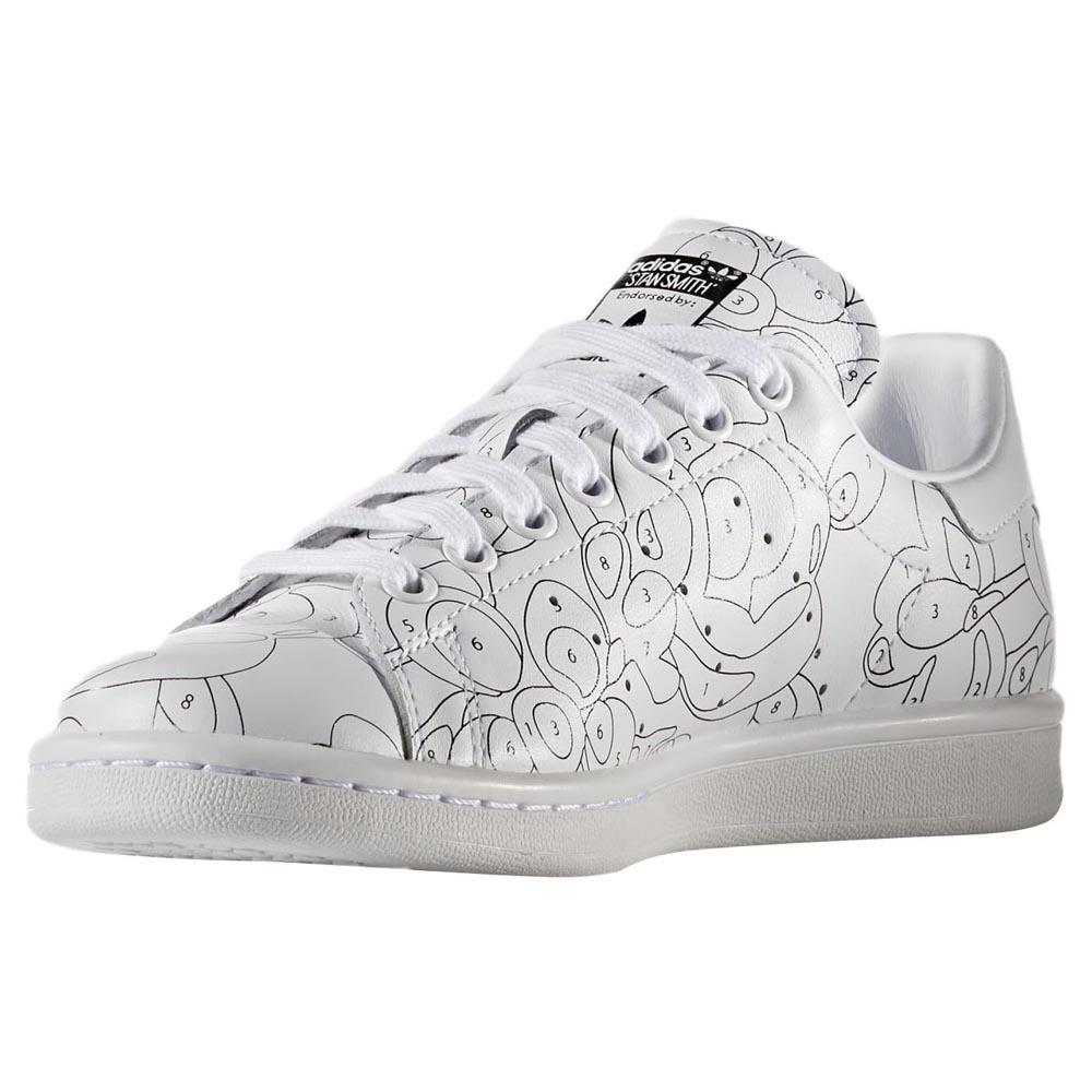 adidas originals stan smith ro w buy and offers on dressinn. Black Bedroom Furniture Sets. Home Design Ideas