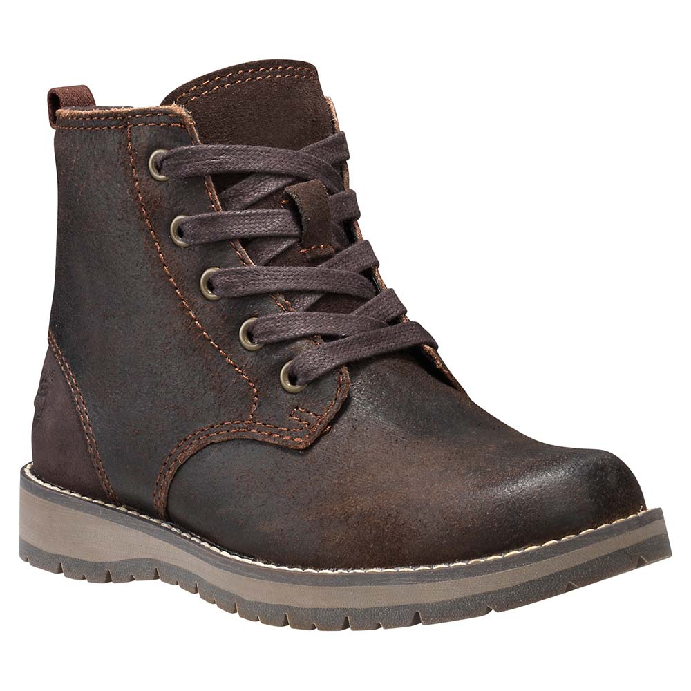 TIMBERLAND Kidder Hill 6 in Boot Side Zip Youth