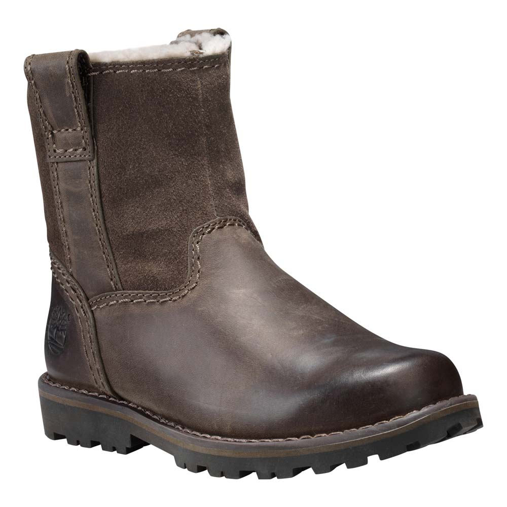 Timberland Asphalt Trail Chestnut Ridge Warm Lined Pull On Youth