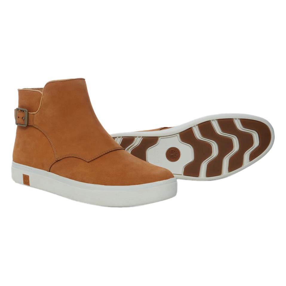 Women's Amherst Buckle Chelsea Shoes