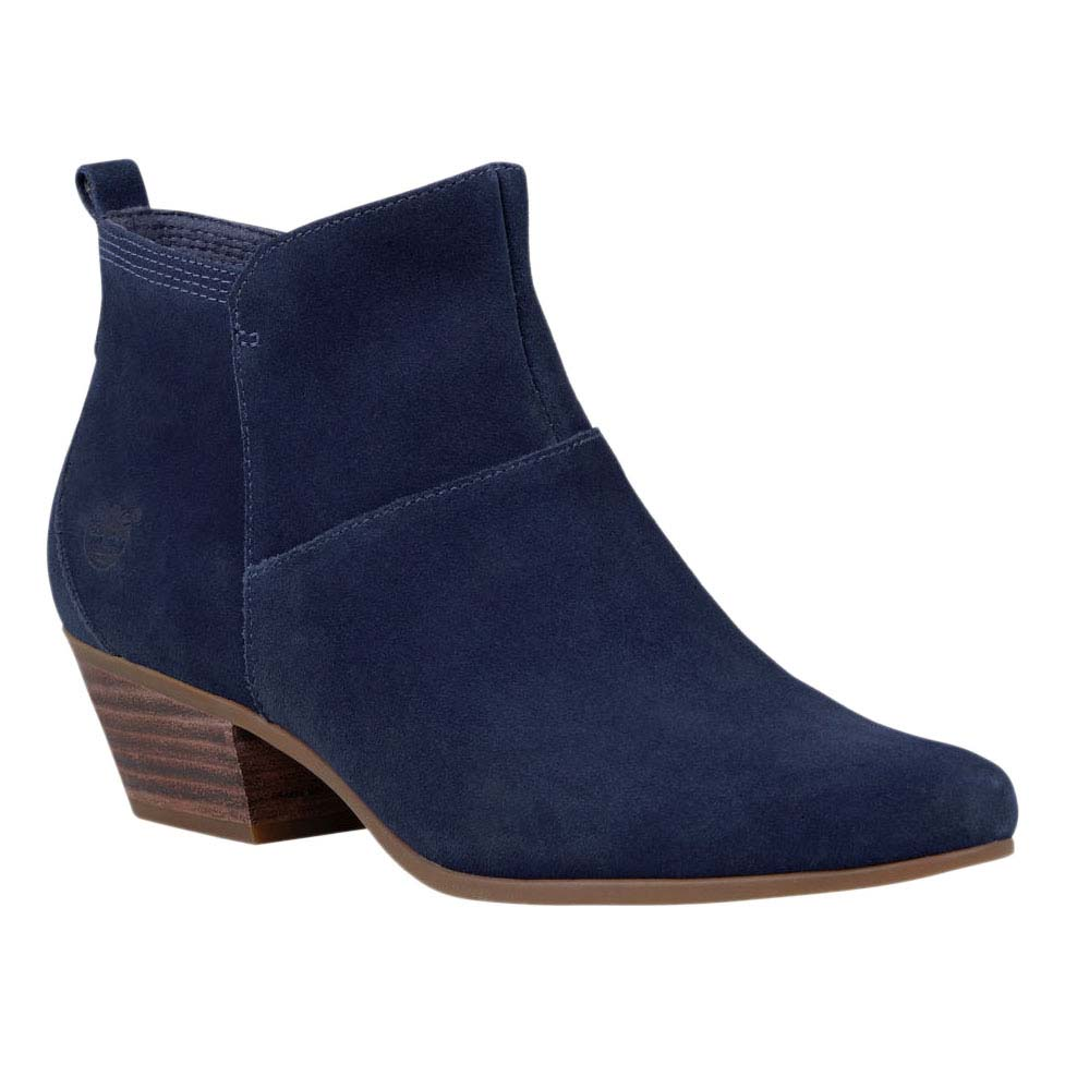 TIMBERLAND Carleton Side Zip Ankle Boot Wide