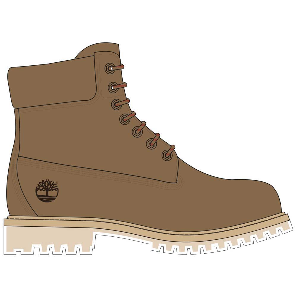 Timberland Icon 6 in Premium Boot Tpu Wide