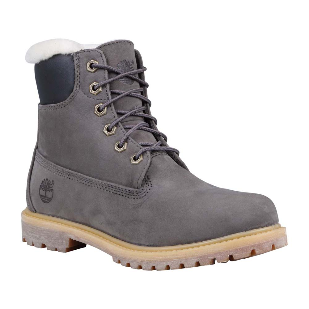 Timberland 6 in Premium Shearling Lined Waterproof Boot Wide