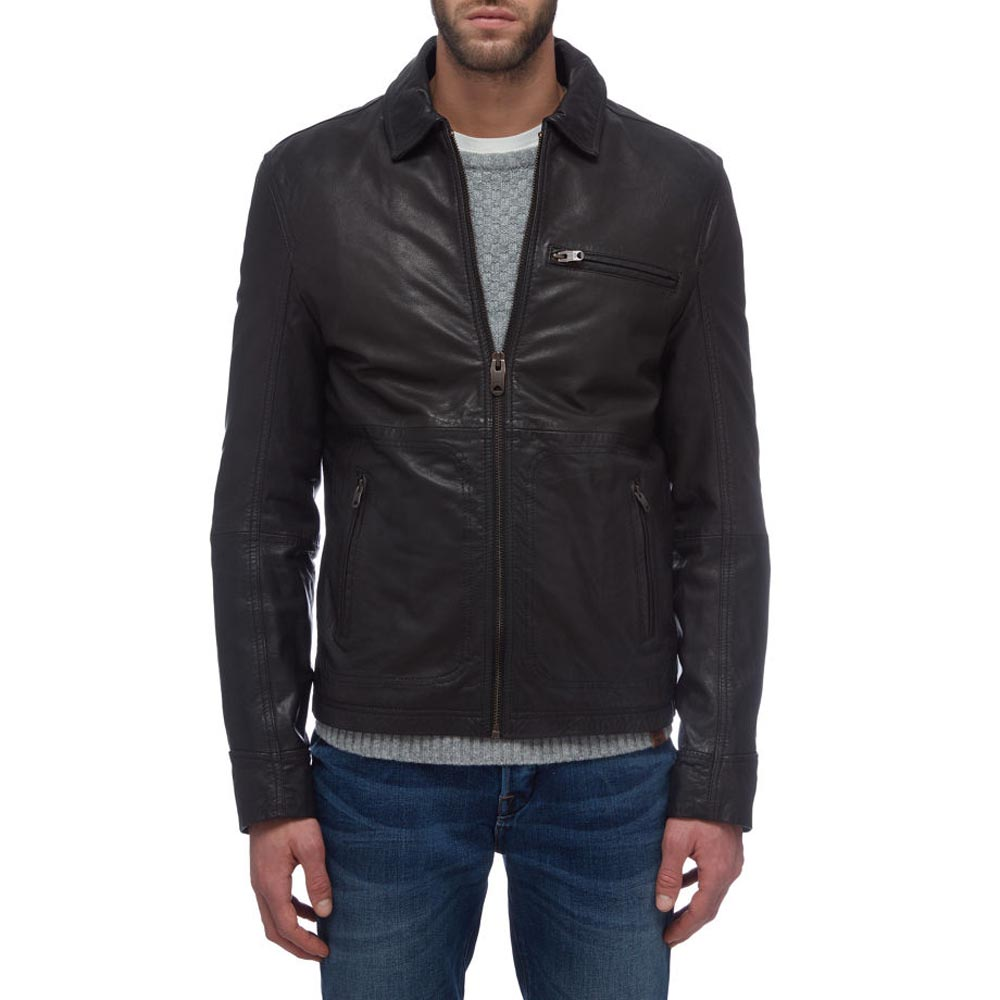 Timberland Mount Major Leather Bomber