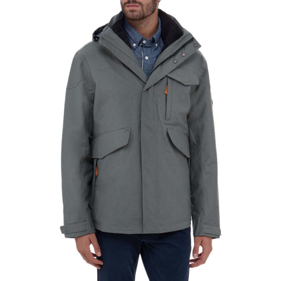 TIMBERLAND Ragged Mountain 3in1 Field Jacket Dryvent