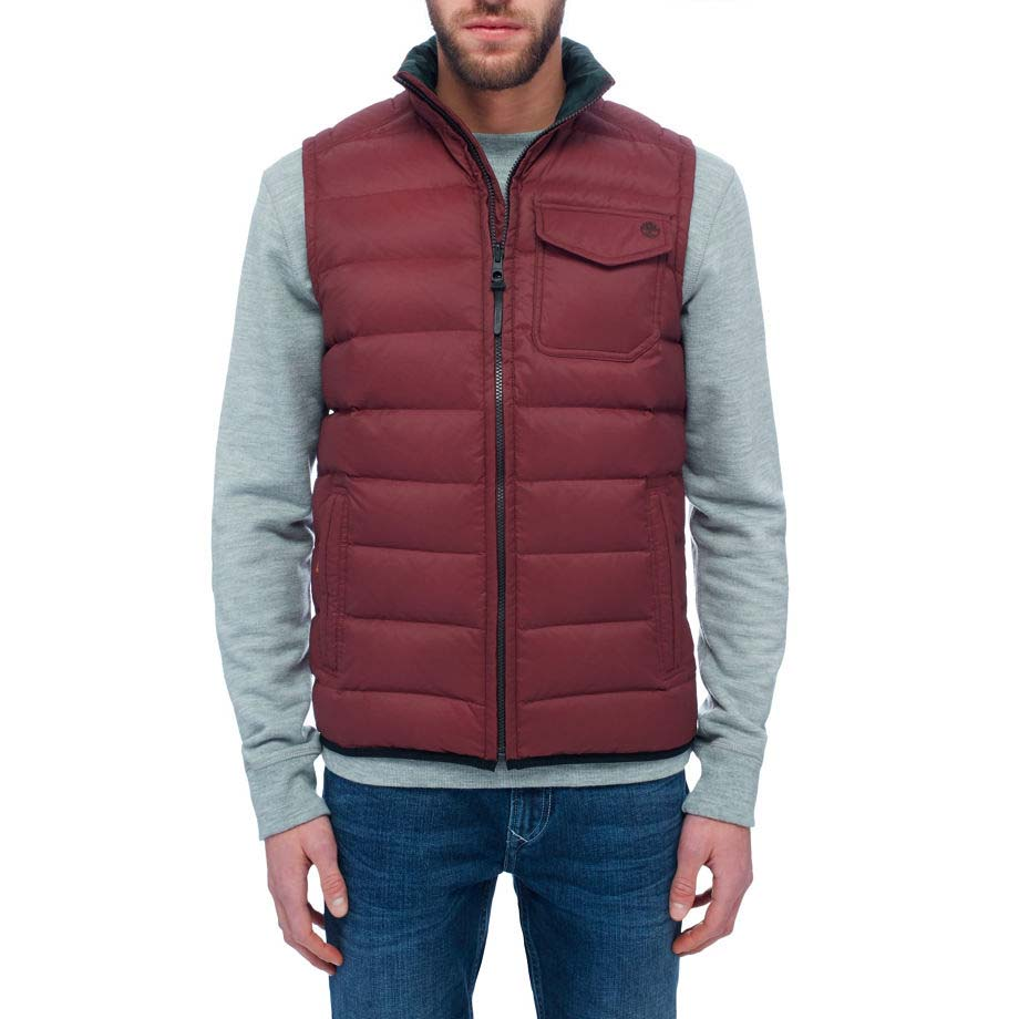 Timberland Bear Head Down Vest