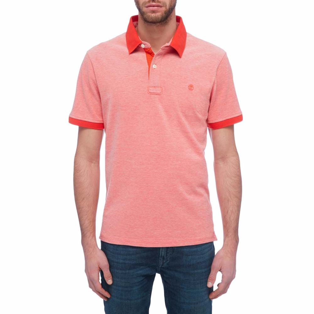 6158ee2ffc TIMBERLAND Ss Millers River Oxford Polo