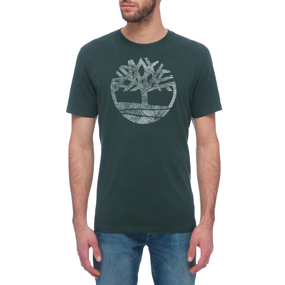 TIMBERLAND Ss Kennebec River Tree Tee