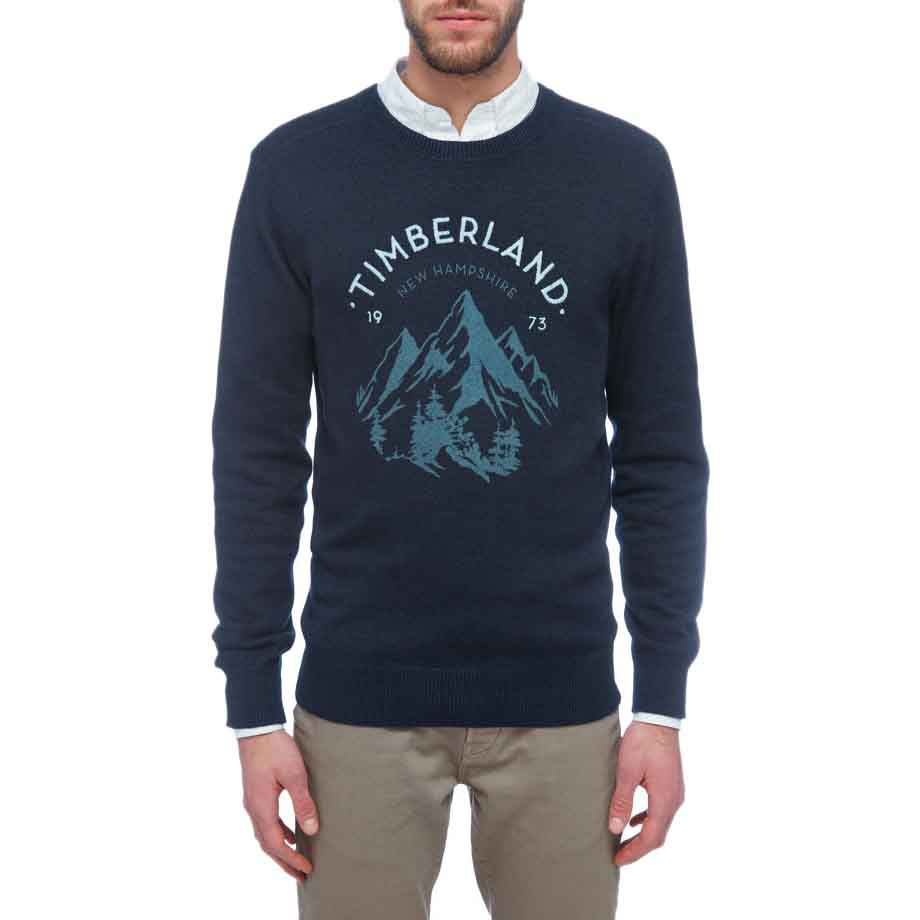 Timberland Taunton River Graphic Sweater