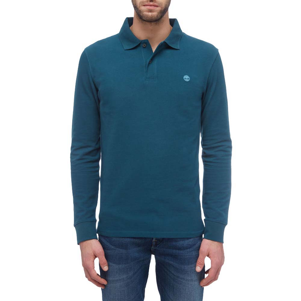 Timberland Ls Millers River Polo