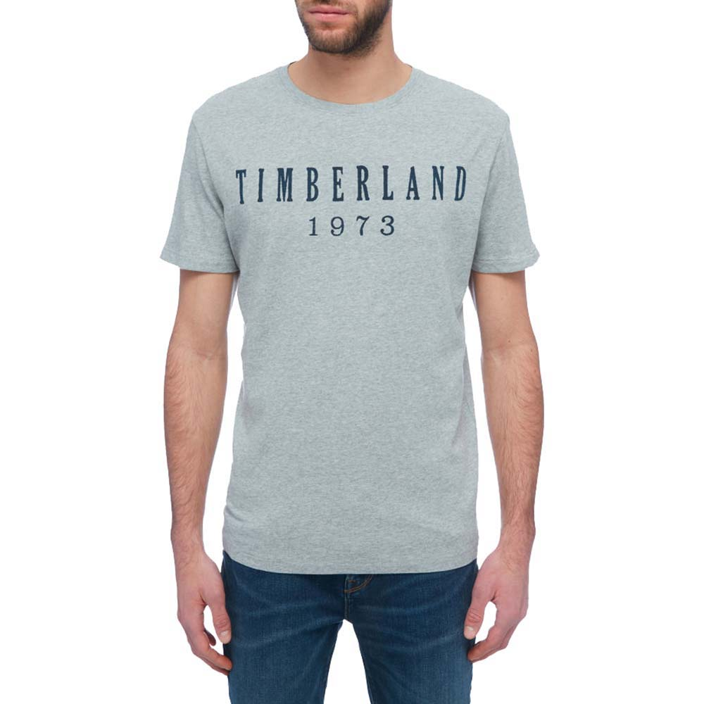 TIMBERLAND Ss Kennebec River Linear Logo Tee