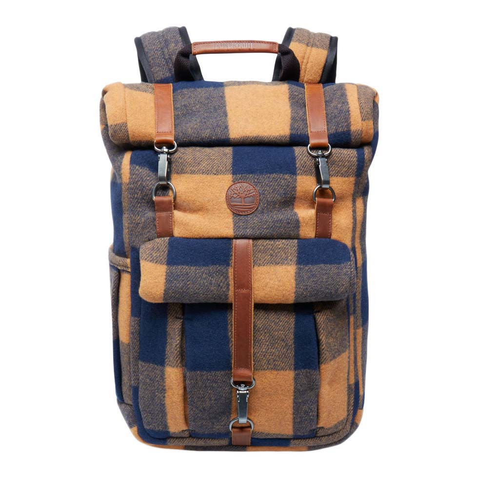 TIMBERLAND 24 L Roll Top Backpack Wool