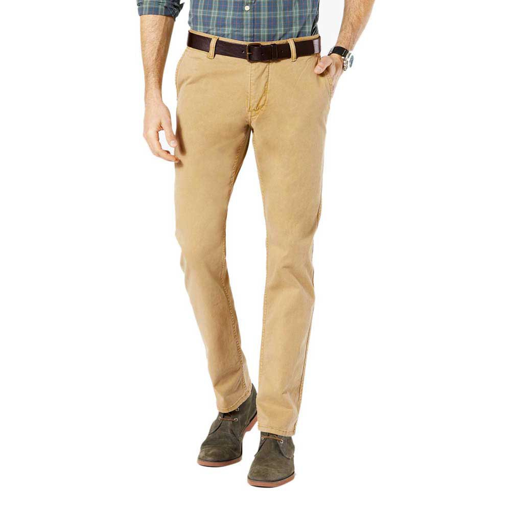 Dockers Better Bic Washed Slim T L34