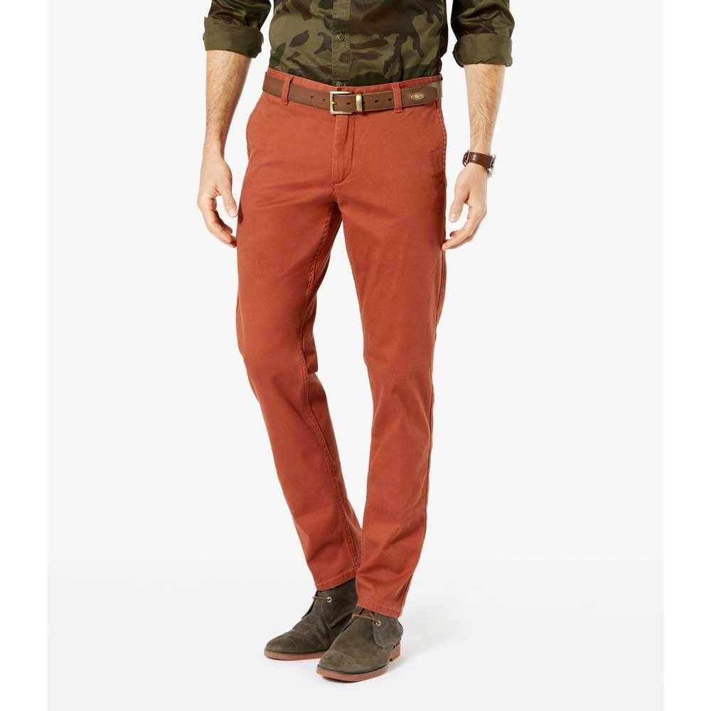 Dockers Washed Khaki Slim Tapered L36