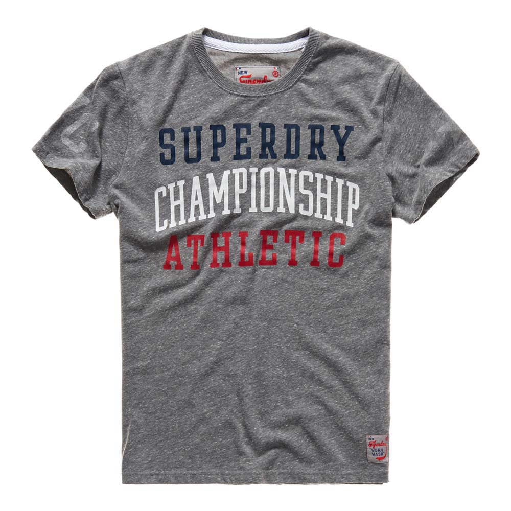 Superdry Championship Worn Wash Tee