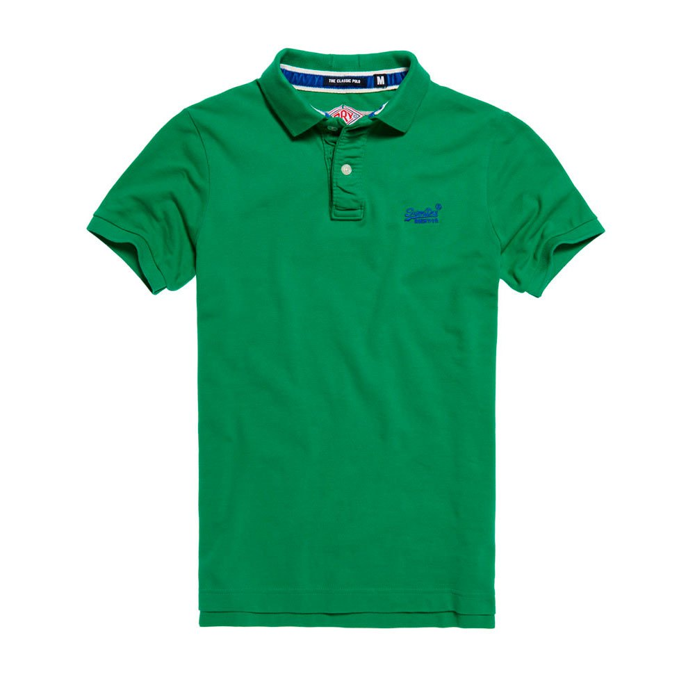Superdry Classic Pique Ss Polo