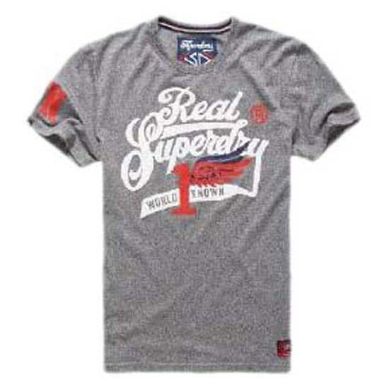 Superdry Double Drop Grit Tee