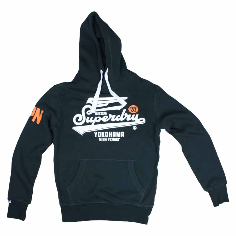 Superdry High Flyers Reworked Hood