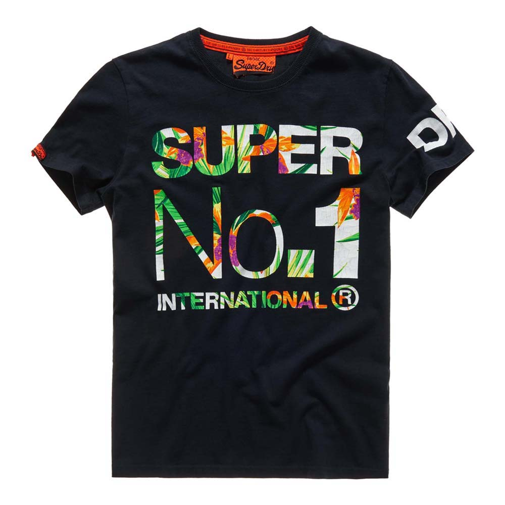 Superdry International Hibiscus Tee