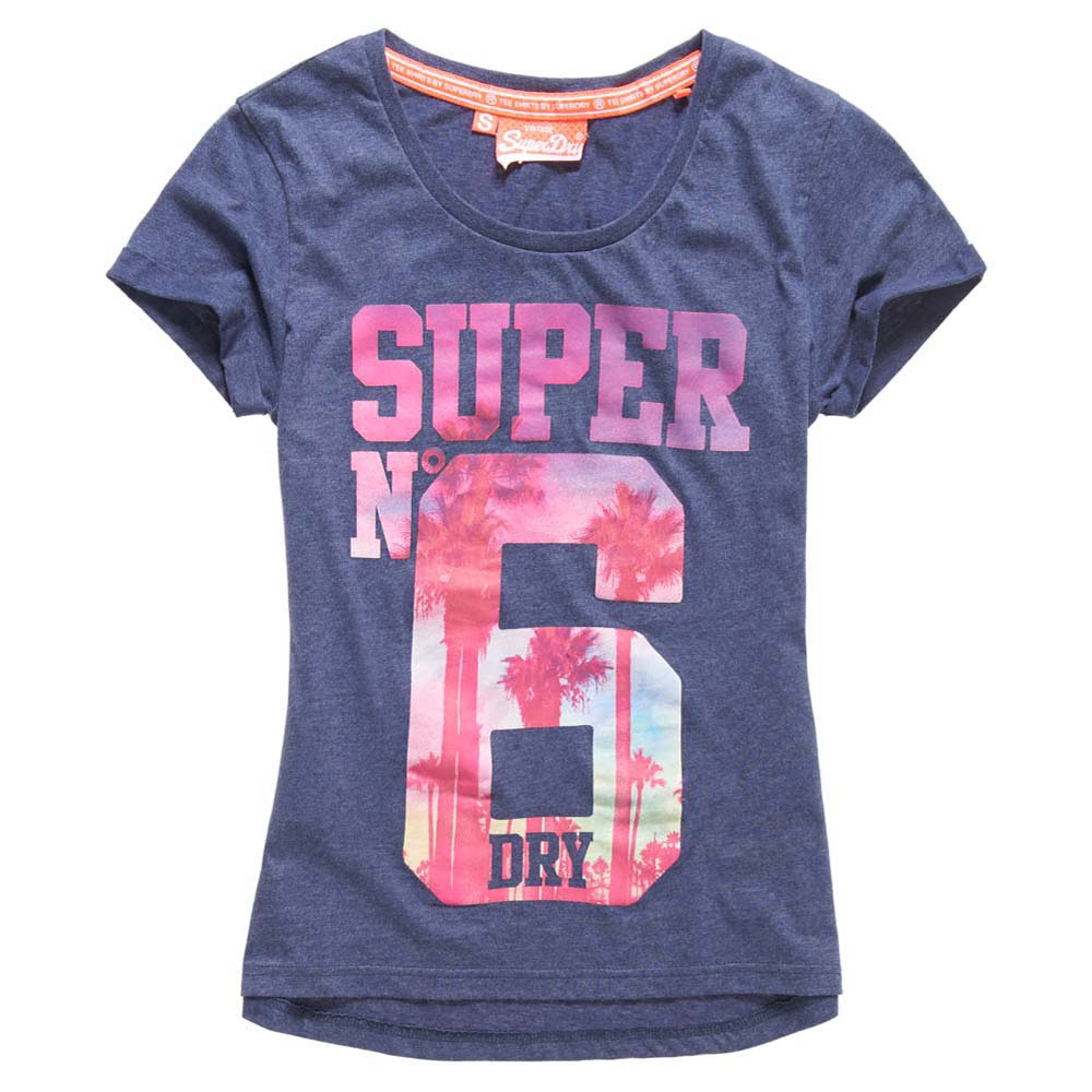 Superdry Osaka No 6 Tees