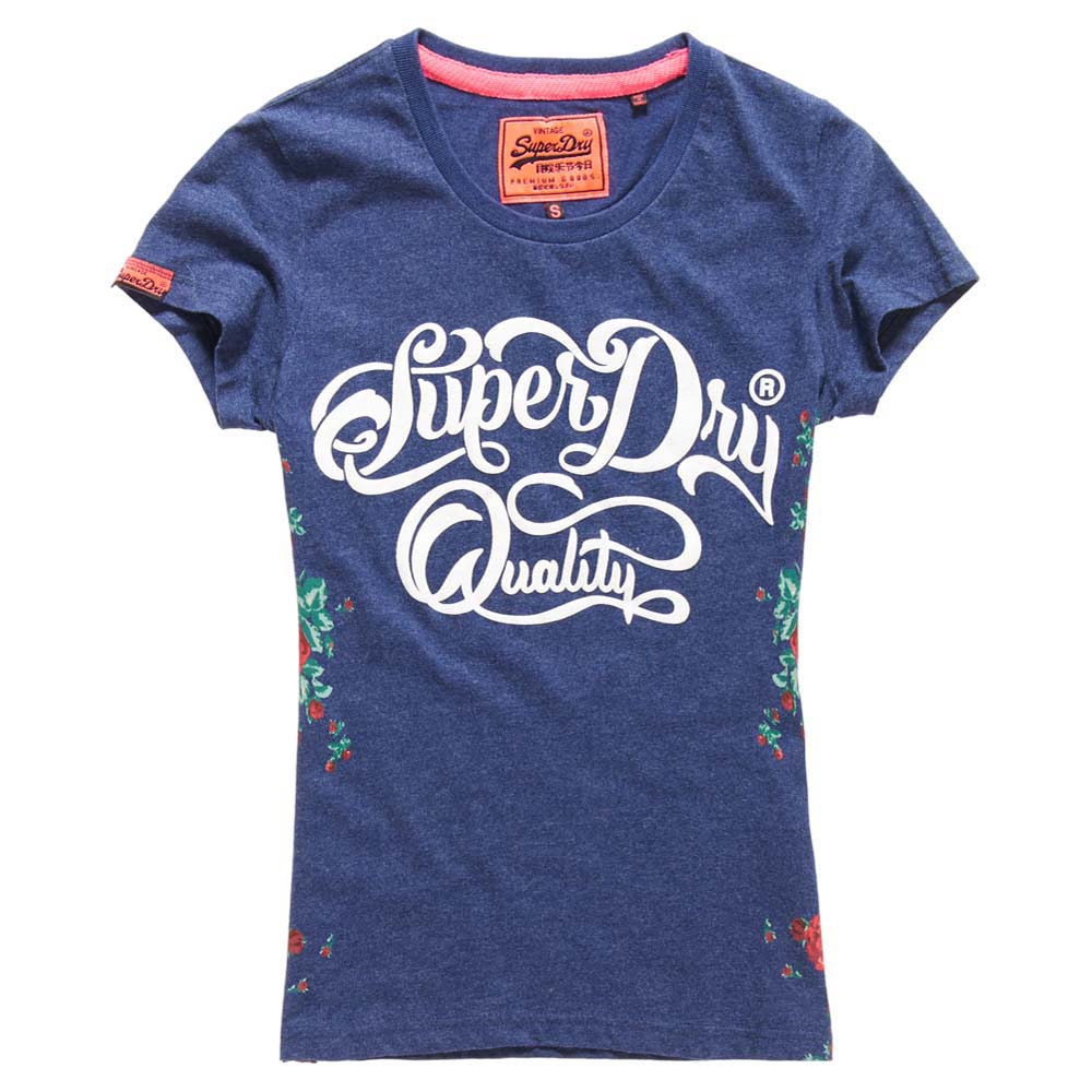 Superdry Quality Placement Aop Tee