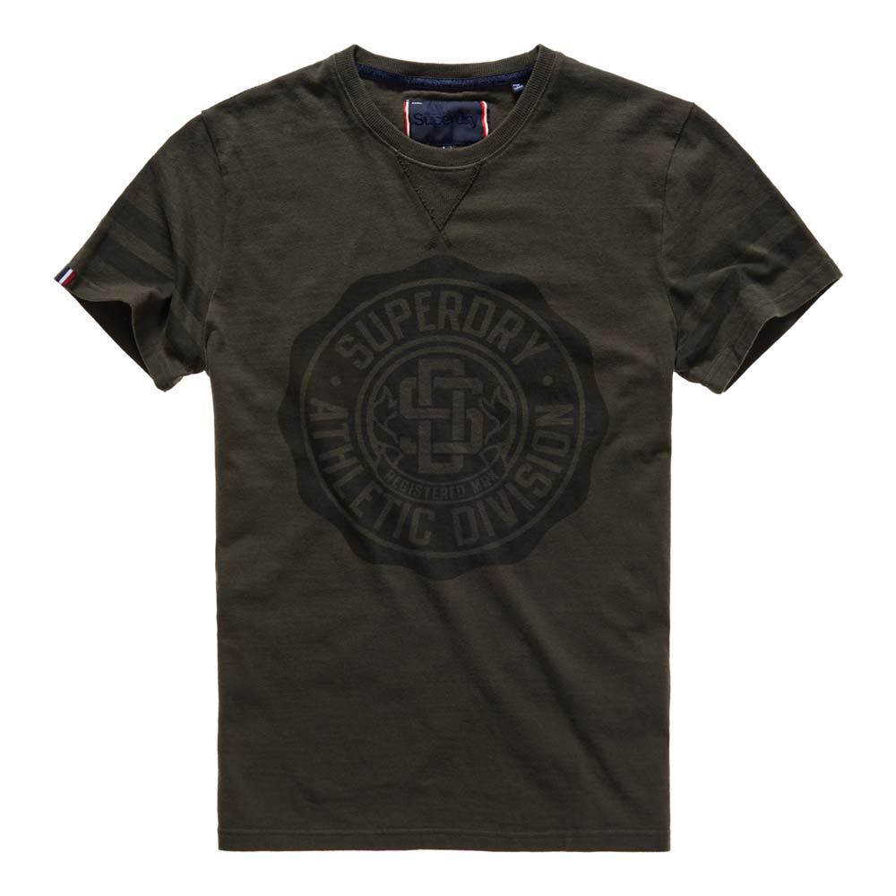 Superdry Sd Athletic Rosetta Tee