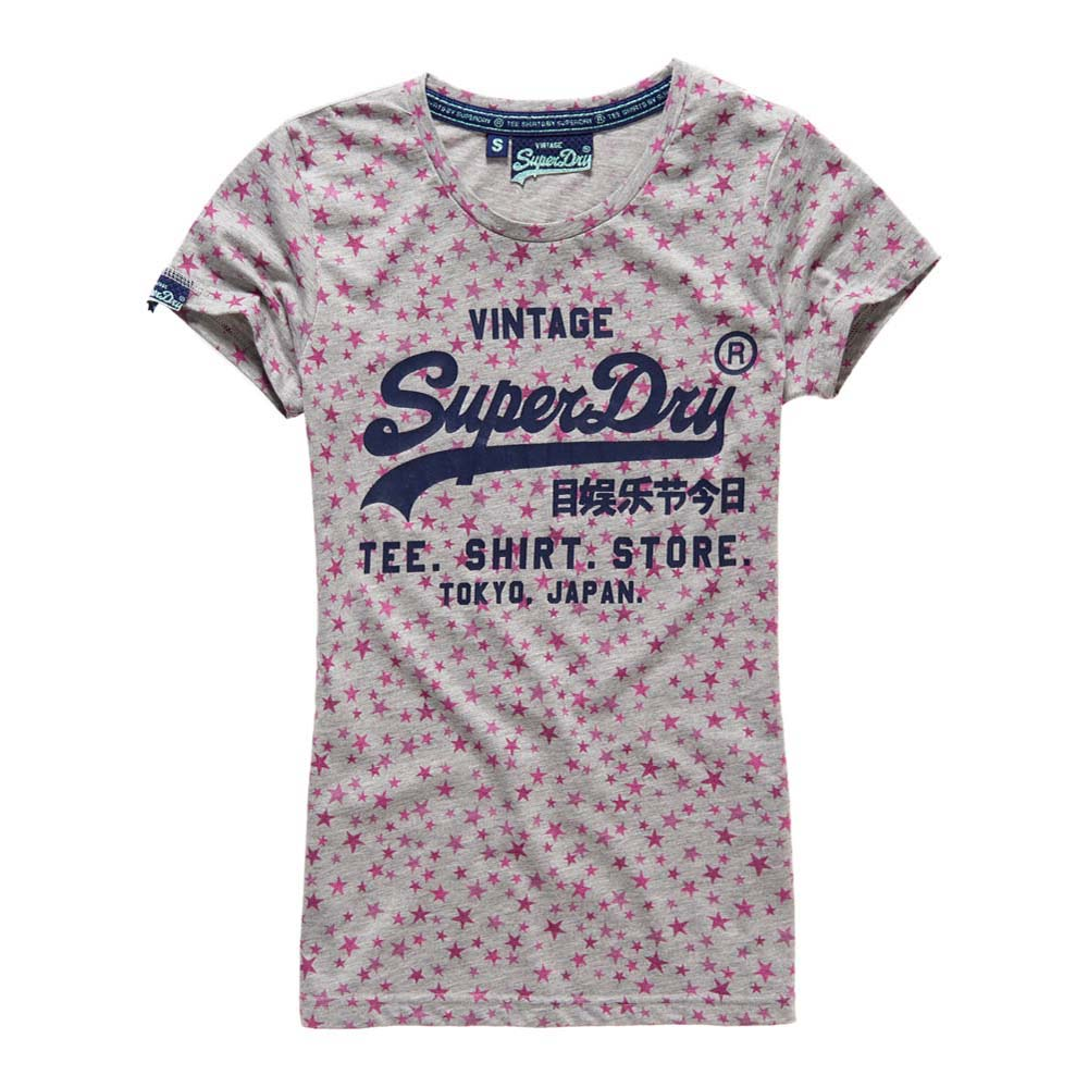 Superdry Shirt Shop Aop Tee