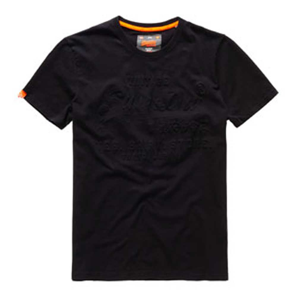 Superdry Shirt Shop Embossed Tee