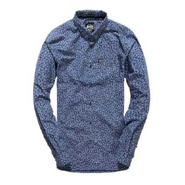 Superdry Shoreditch Buttn Dwn Ls Shirt