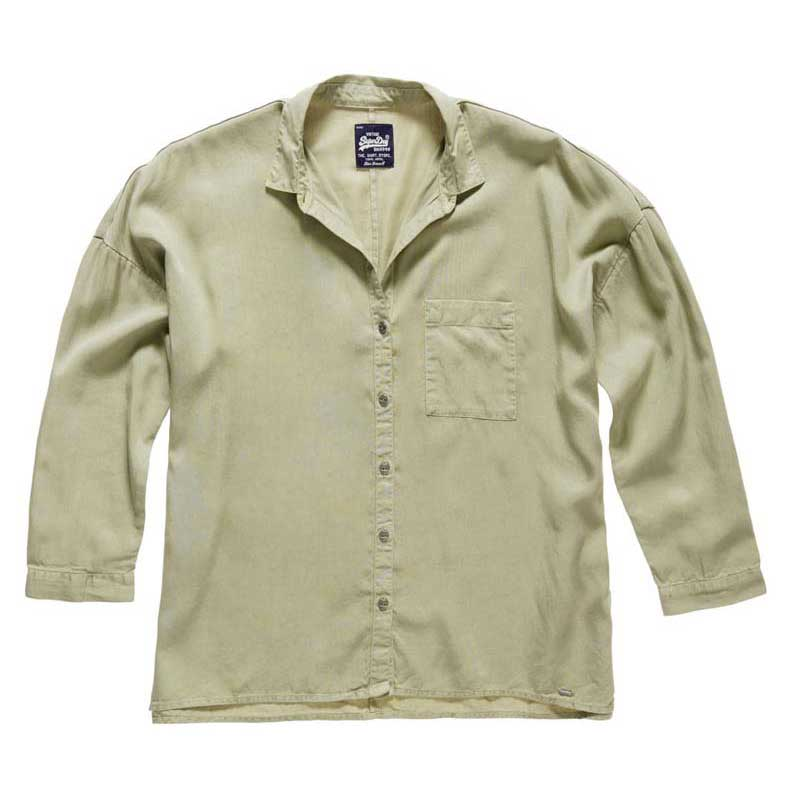 Superdry Tencel Delta Shirt