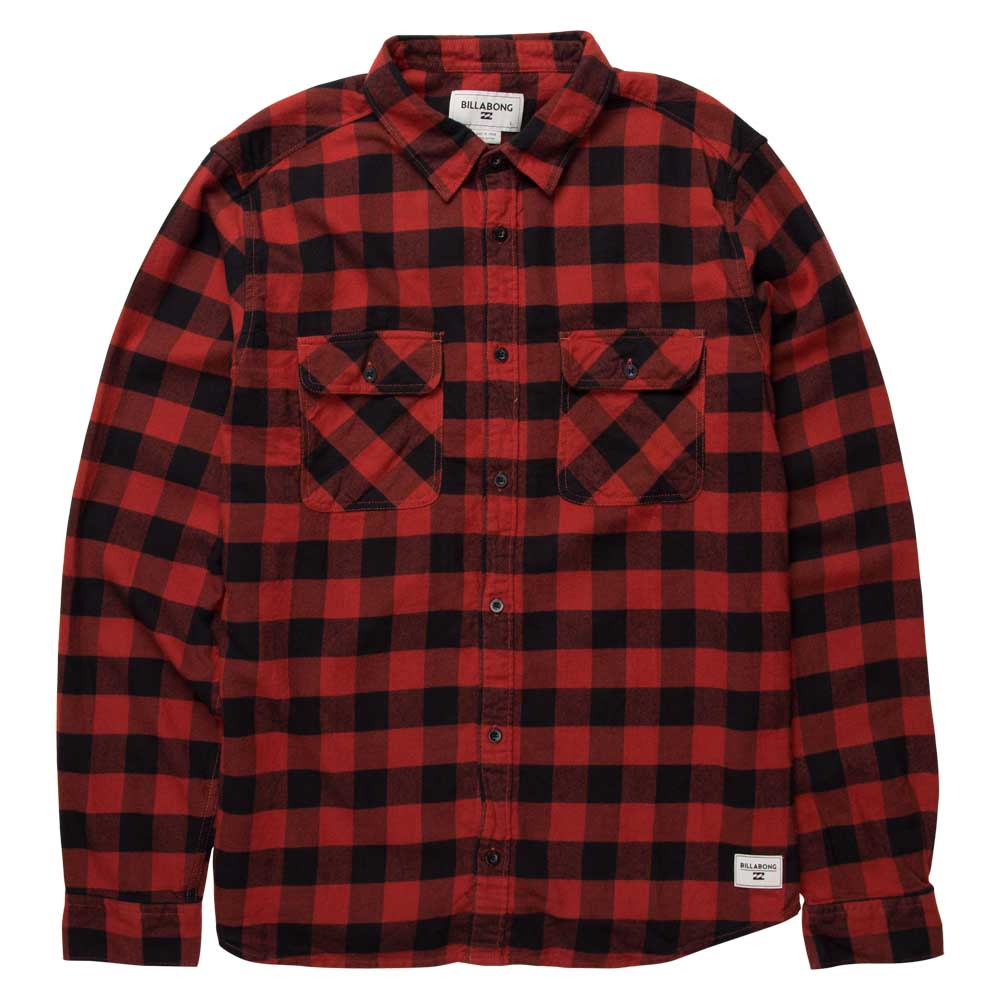 Billabong All Day Flannel Ls S