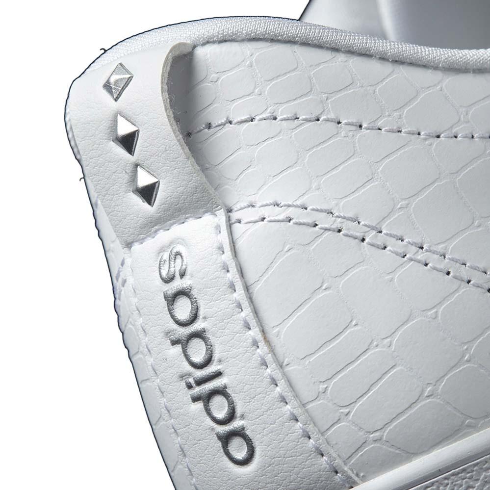 adidas cloudfoam daily qt lx wit