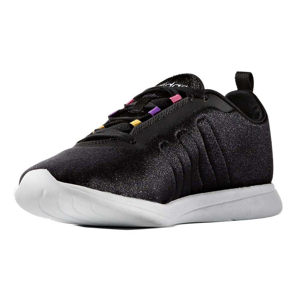 adidas cloudfoam puro nucleo nero / core ftwr nero / bianco, dressinn