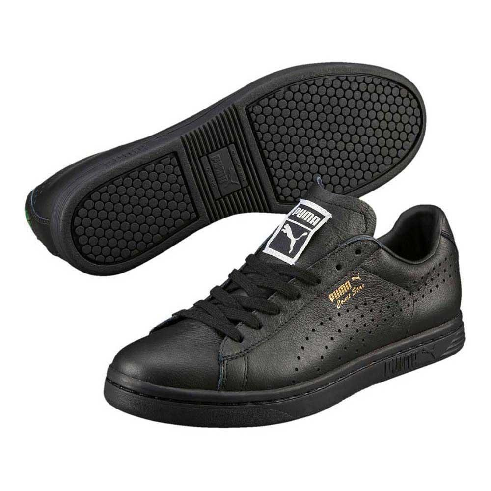Puma Court Star NM Black buy and offers on Dressinn