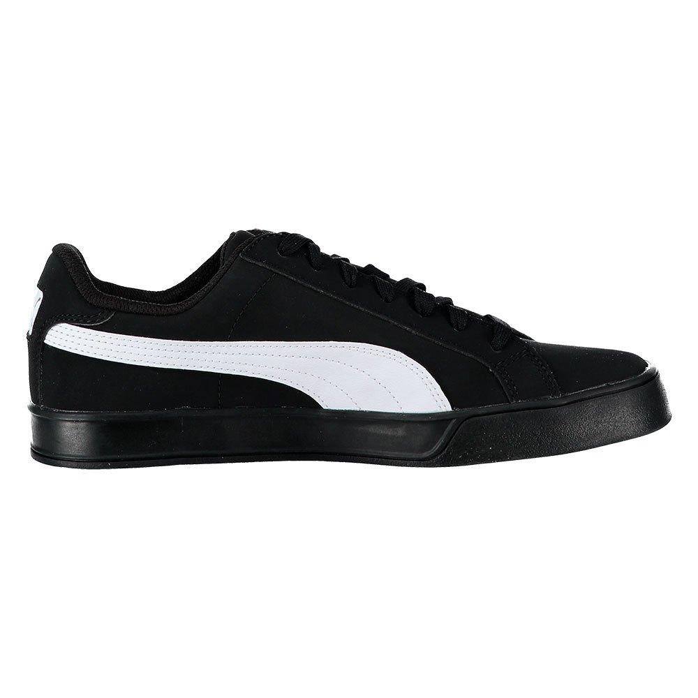 0b5d3fee7da Puma Puma Smash Vulc Black buy and offers on Dressinn