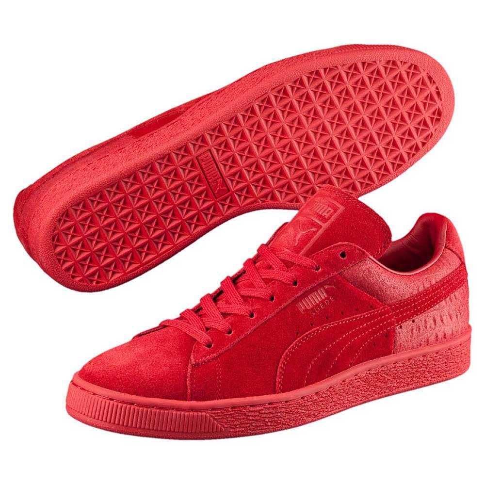 Puma Suede Classic Casual Emboss Trainers