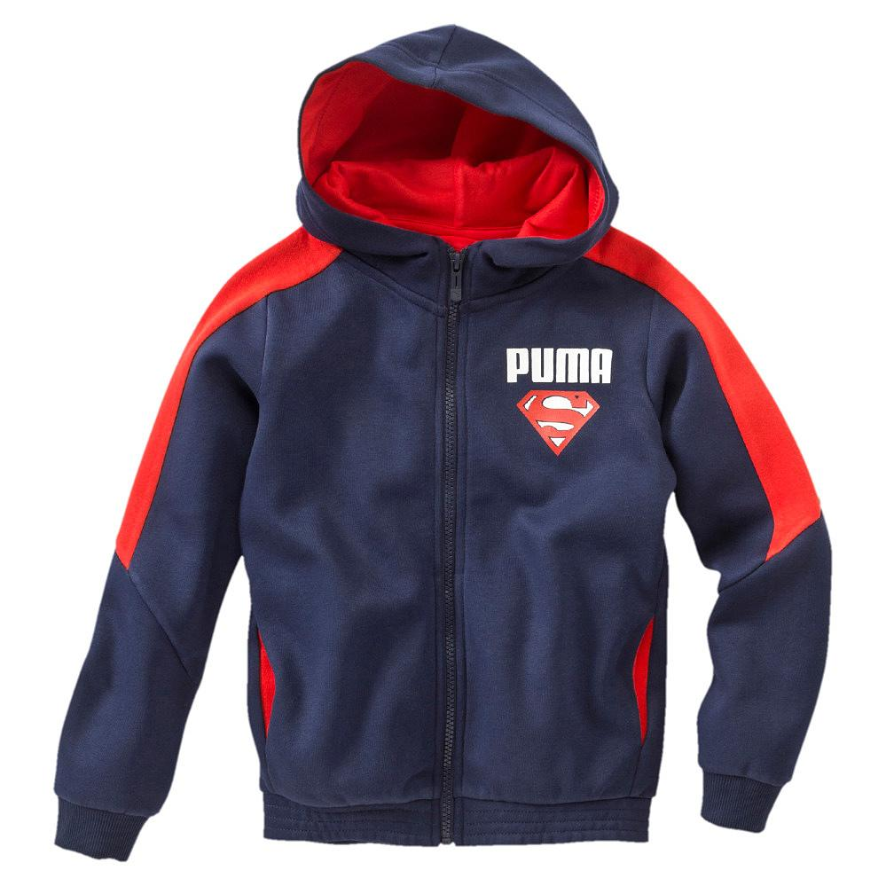 Puma Superman Hooded Sweat Jacket