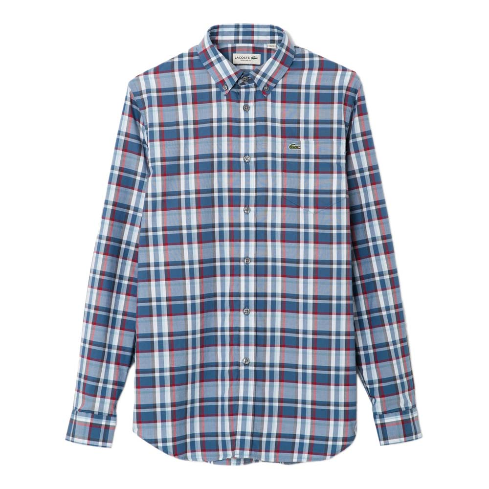 Lacoste CH0164 Woven Shirt LS