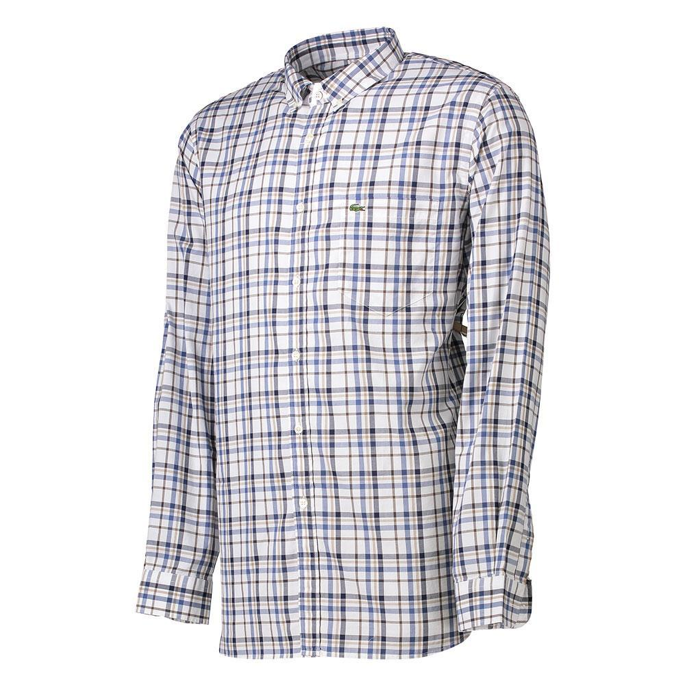 Lacoste CH0166 Woven Shirt LS